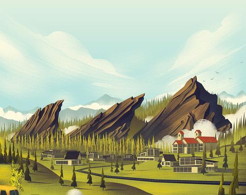 Brian Edward Miller #illustration