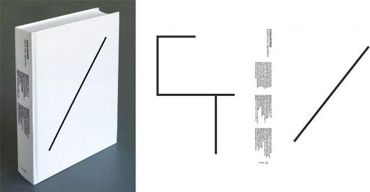Olaf #layout #book #minimal #typography