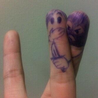 FFFFOUND! #bodyparts #illustration #fingers