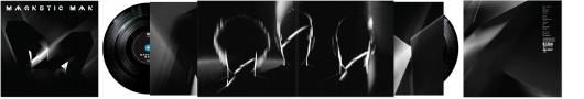 Non-Format - Magnetic Man #album #non #format #design #record #magnetic #man