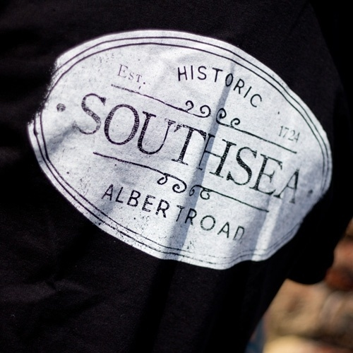 Strong Island Clothing Co. 'Historic' Tee | Strong Island | Portsmouth & Southsea #southsea