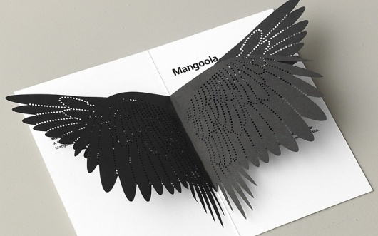 FPO: Xstrata Coal Materials #card #print #foldout
