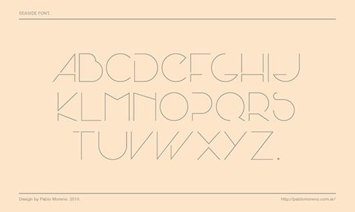 Design Work Life » cataloging inspiration daily #type #specimen