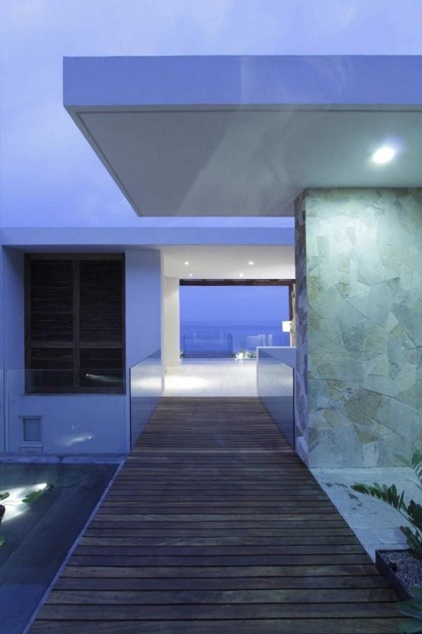 Casa Almare, #balcony #architecture #deck