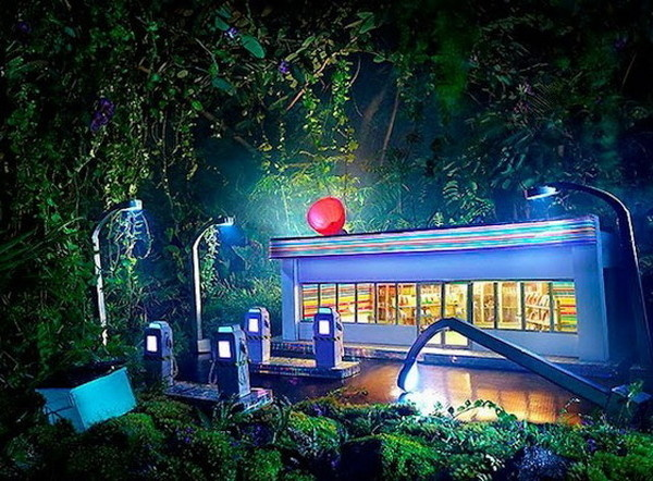 Photography by David LaChapelle #inspration #photography #art