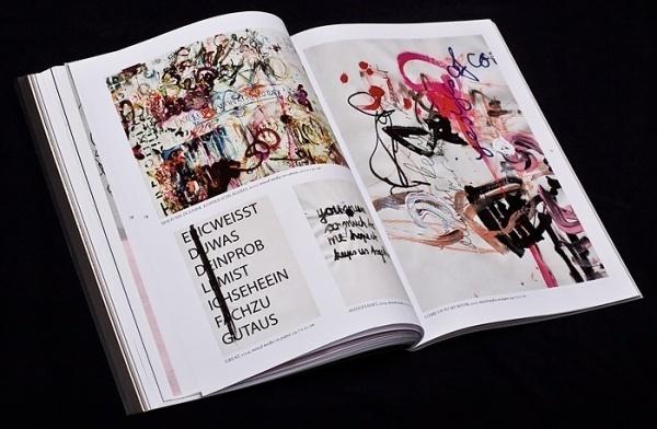 Manuel Birnbacher #print #book #typography
