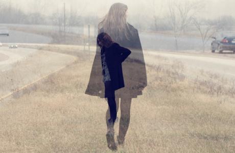 Sonya Kozlova #double exposure