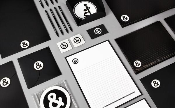 Sagmeister #branding #stationery