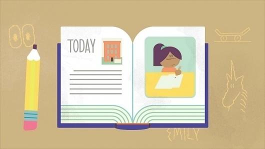 Time to Succeed – Fubiz™ #illustration