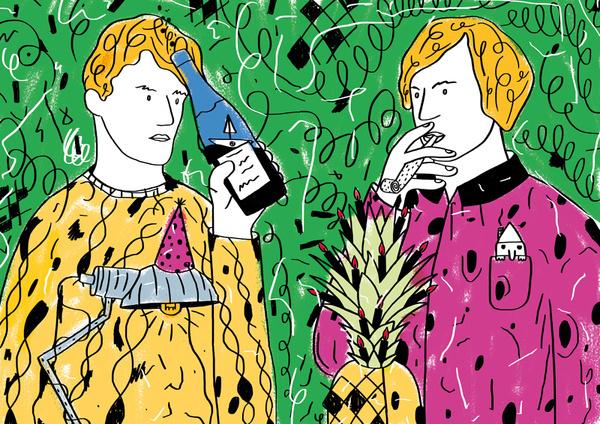 Jan Buchczik #illustration