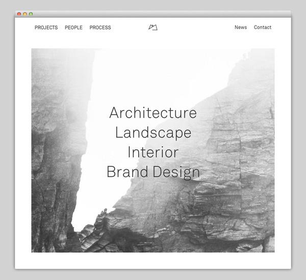 Snøhetta #website #layout #design #web