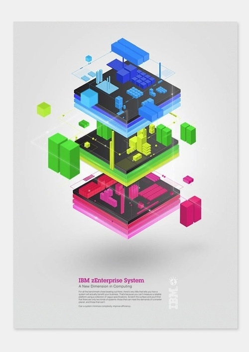 Mixed HQ design inspiration | From up North #design #data #poster
