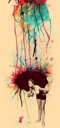 Brilliant. #artwork #card #print