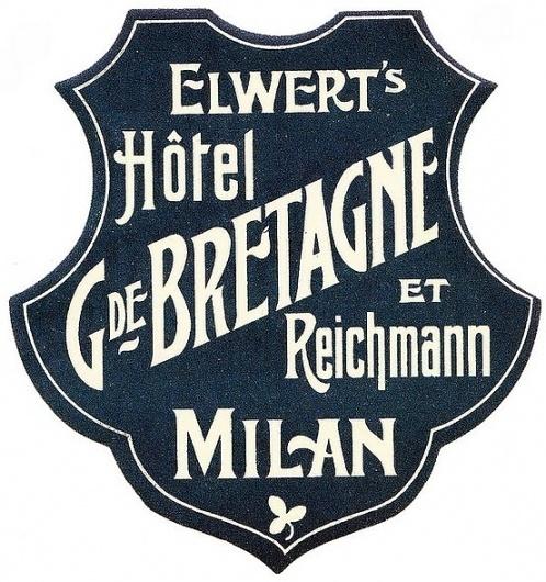 Typography / #vintage #label