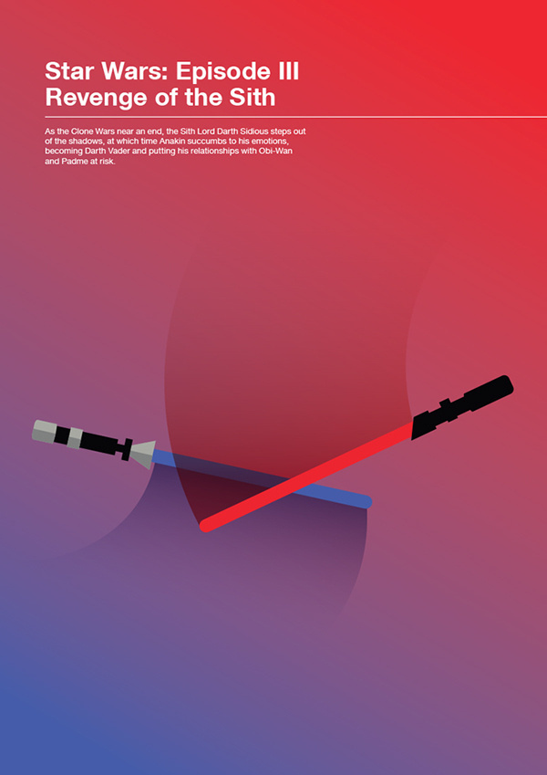 Minimalist Movie Posters On Behance Poster Minimalist Wars Star Search By Muzli
