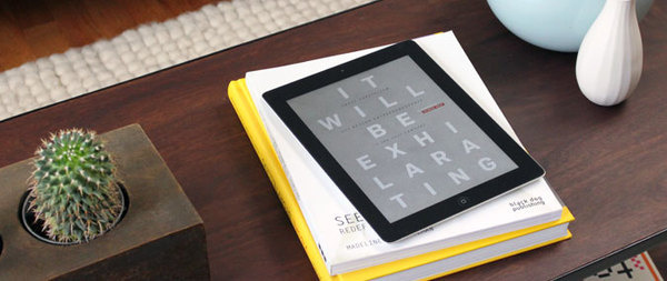 It Will Be Exhilarating from Studio Neat #will #ebook #exhilarating #ipad #neat #book #it #be #studio