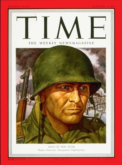 TIME #vintage #magazine #cover #1950