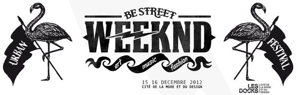 Be Street Weeknd #logo #white #black #and