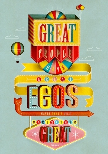 NiceFuckingGraphics! #circus #poster #typography