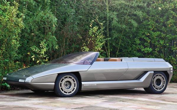 Bertone 12 #retro #industrial #bertone #lamborghini #car