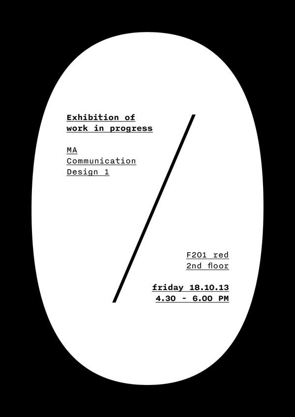 """0"" Emil Kozole #white #classic #design #graphic #black #clean #modernism"