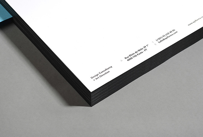 Epiforma by Epiforma #branding #stationery #photography