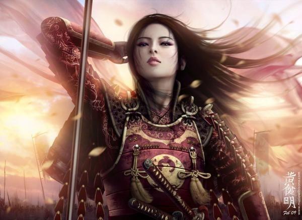 Legend of Five Rings #game #art