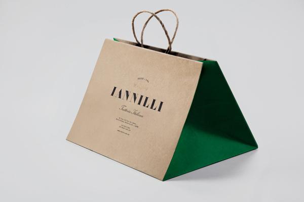 IANILLI by SAVVY STUDIO #packaging