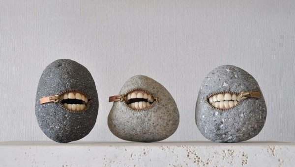 Stone Sculptures by Hirotoshi Itoh 6 #sculpture #stone #art
