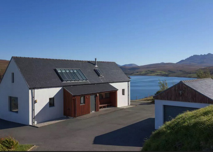 Baby and Child Friendly Scottish Cottages - Calath, Carbost, Isle of Skye