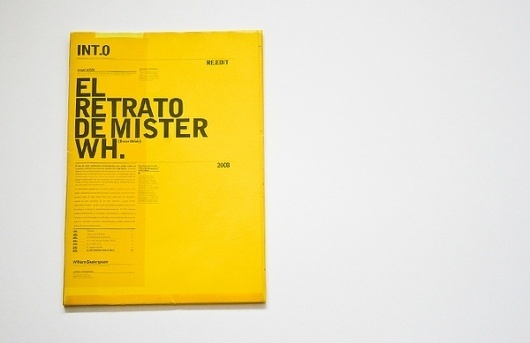 theartistandhismodel #design #magazine #typography