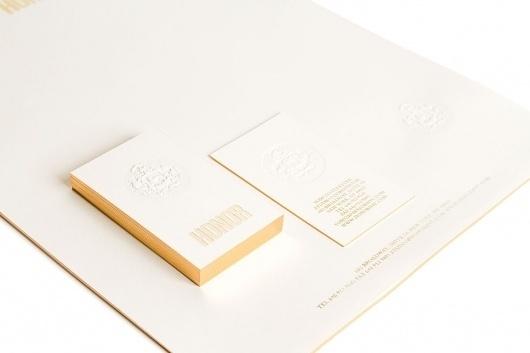 Honor Branding | RoAndCo Studio #identity