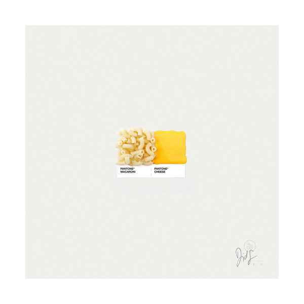 Pantone Pairings by David Schwen Photo