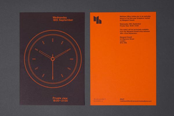 Spin — Matthew Hilton Watch #print #grid #illustration #minimal #typography