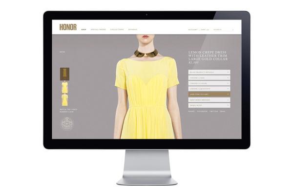 Honor | RoAndCo Studio #web