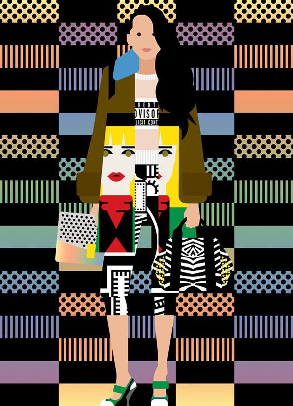 craig-and-karl #colourful #illustration #bold