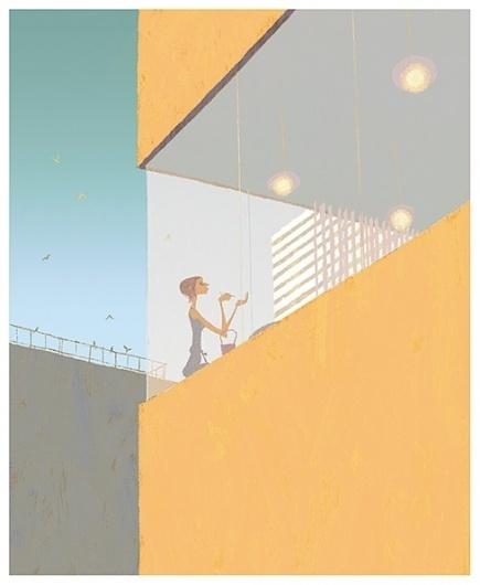 pado3.jpg (JPEG Image, 489x595 pixels) #illustrations #facades