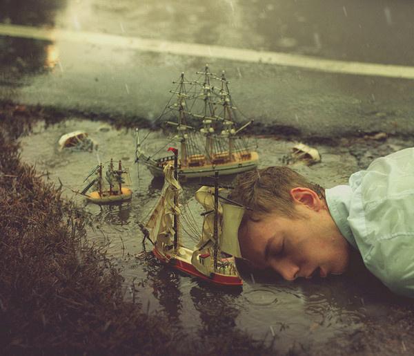 Fine Art Photography by Kyle Thompson #inspiration #photography #art #fine