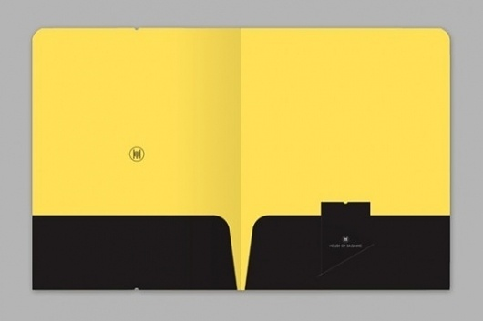 Friday Inspiration 57 - Jared Erickson | Jared Erickson #print #yellow #folder
