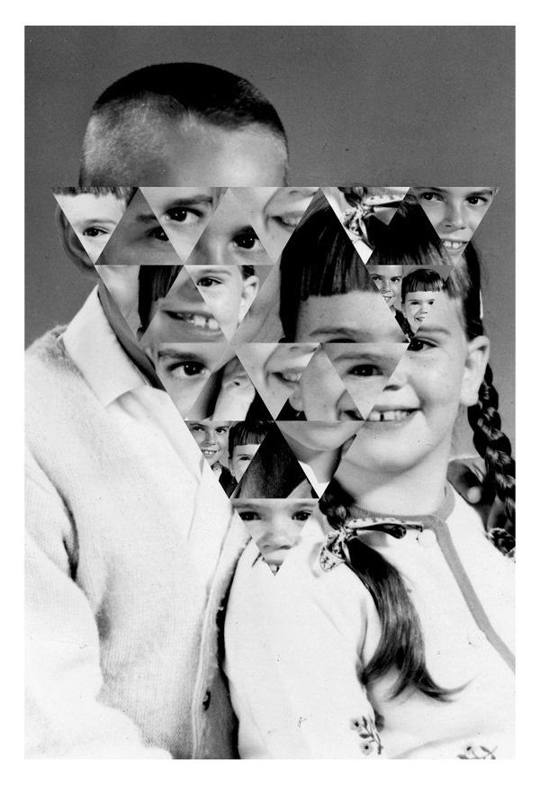 Alexandros Mavrogiannis / Graphic & Interactive Design #edit #faces #triangles