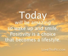 - Good Morning