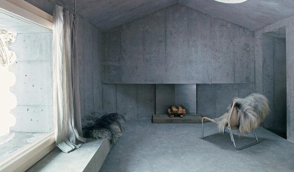 Refugi Lieptgas | urlaubsarchitektur.de|holidayarchitecture.com #concrete