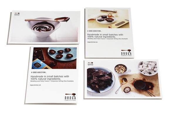 Droga Confections #branding #photography #restaurant