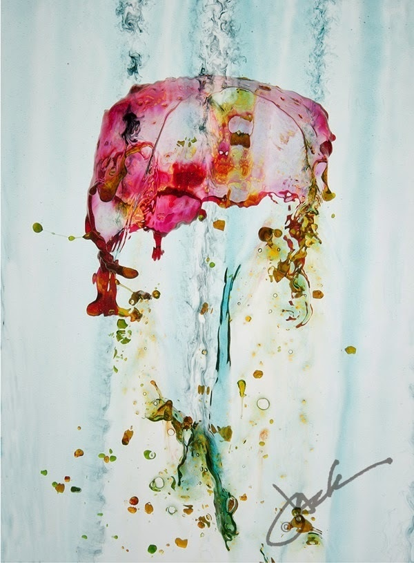 Water Color Abstractions by Jack Long #inspiration #abstract #photography