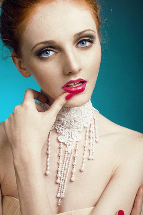 Sasha Sergeeva by Marina Danilova for Alyona Tsaryova Accessories #model #accessories #girl #jewellery #photography #portrait #fashion #beauty