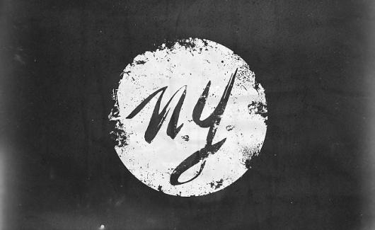 Alex Landoni #nyc #logo #lettering #logotype
