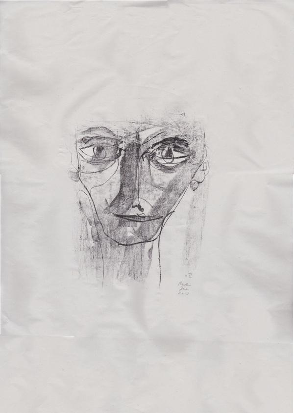 © juliapeintner.com face (1) #monoprint