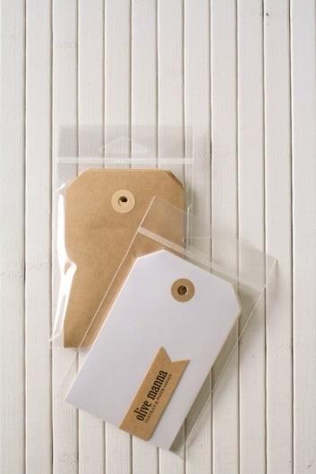 Olive Manna - Shipping Tag Labels #shop #online
