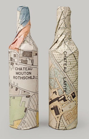 packaging #package #packing #wine #bottle