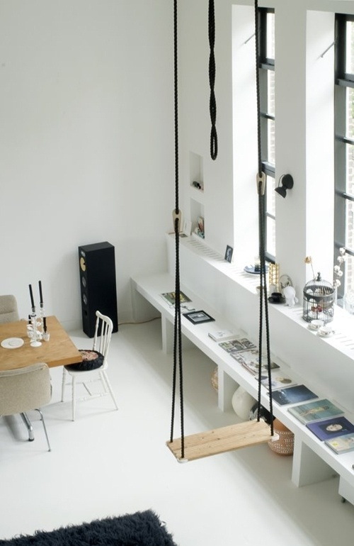 tumblr_liqxdqC0j11qbhjr5o1_1280.jpg (500×770) #interior #swing #house